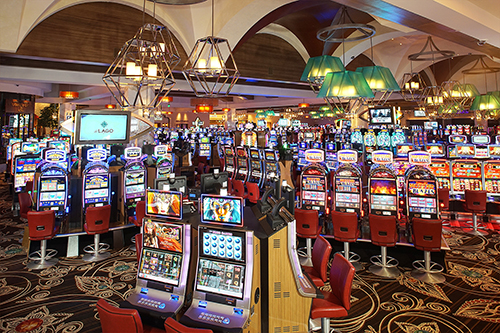 Lago casino and resort